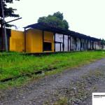 Em 2012 a estação está assim.