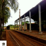 A gare...
