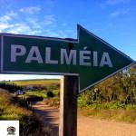 Chegando em Palméia.
