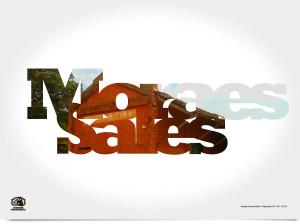 POSTER MORAES SALES
