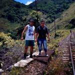 Junior Alvarenga e Luis Fernando.