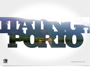 POSTER ITATINGA PORTO