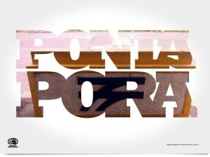 POSTER PONTA PORA