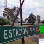 Chegando em Teotihuacan