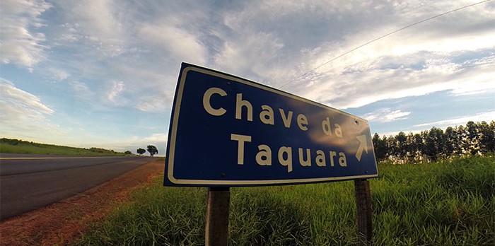 CHAVE TAQUARA